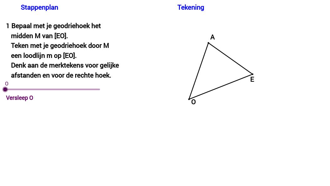 Matrix 1 - Meetkunde - 20 c