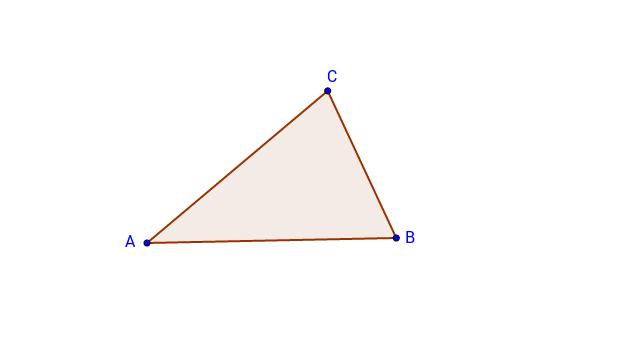 Costruzione della circonferenza circoscritta a un triangolo