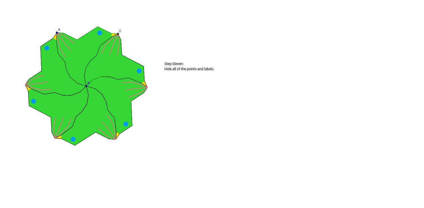 Rotation Tessellation Step 11