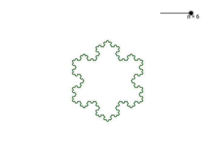 Koch Snowflake 2