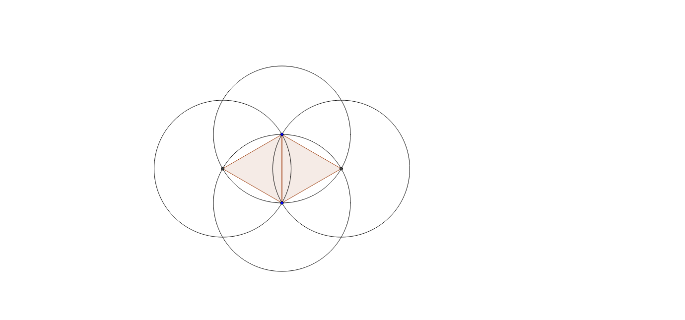 Constructing a Rhombus GeoGebra – Rhombus Worksheet