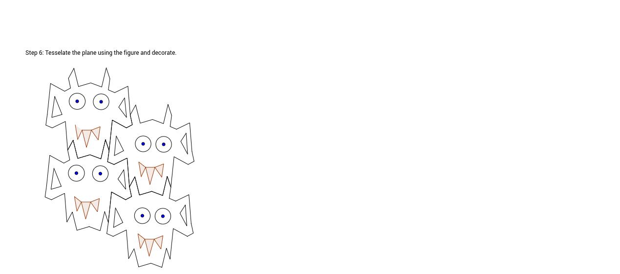 Final Step Tessellation 2