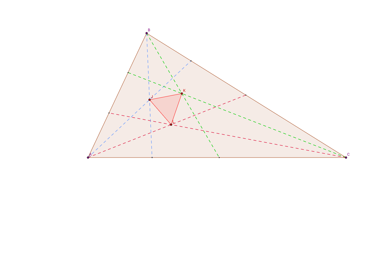 Morley's trisector theorem