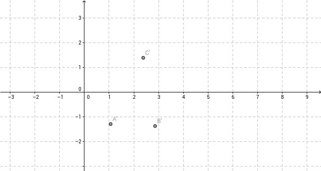 Quadratic locus equation with dynamic coordinates