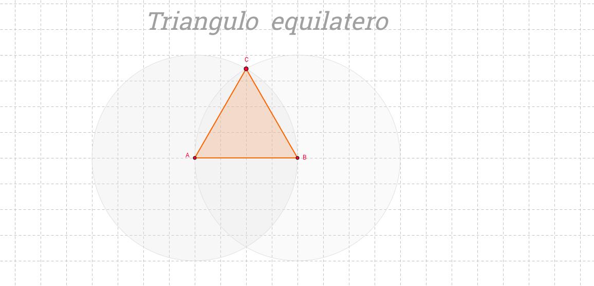 Polígono regular de 3 lados: Triángulo equilátero