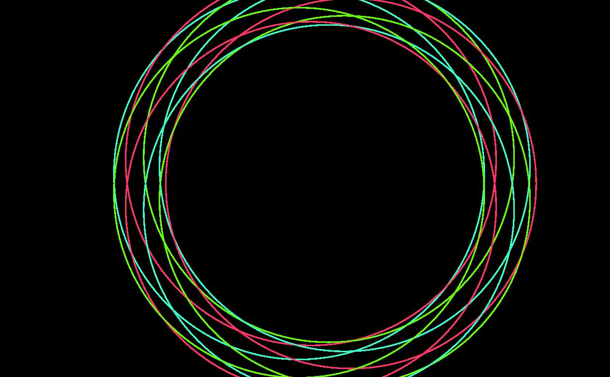 Trace de cercles