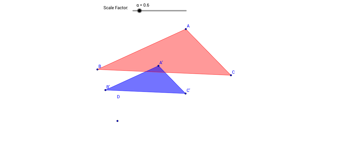 Scale Factor [0,5], no numbers