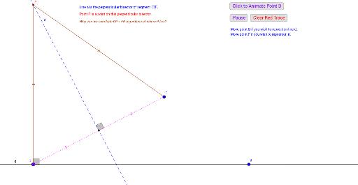 Parabola Locus Construction GeoGebra – Locus Worksheet