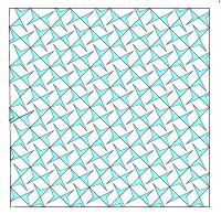 Pythagorean Tessellation # 103 tiling
