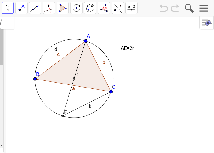 trigonometry and oblique triangle All triangles have six partsthree sides and three angles a a b b c c how  you solve the oblique triangle depends on what you are given.
