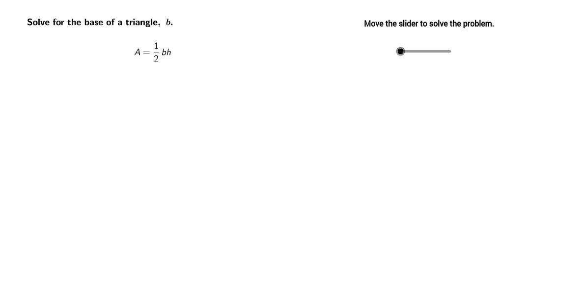 UCSS Math I 1.5.1 Example 4