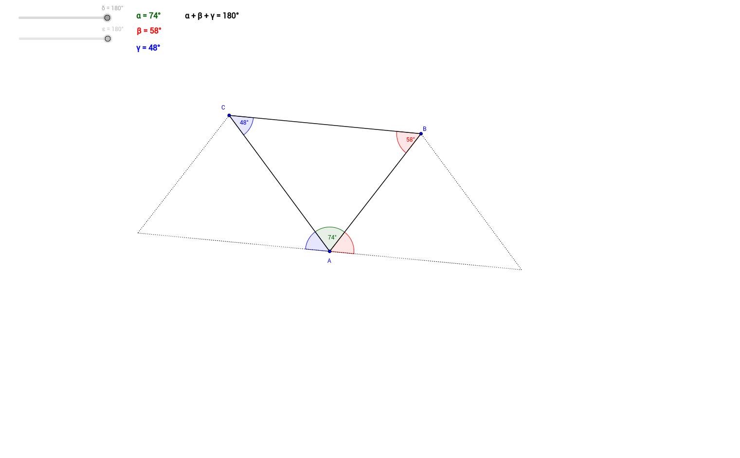5.4 Angle Sum