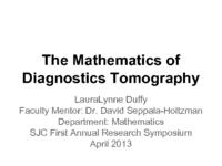 Medical Tomography presentation .pdf