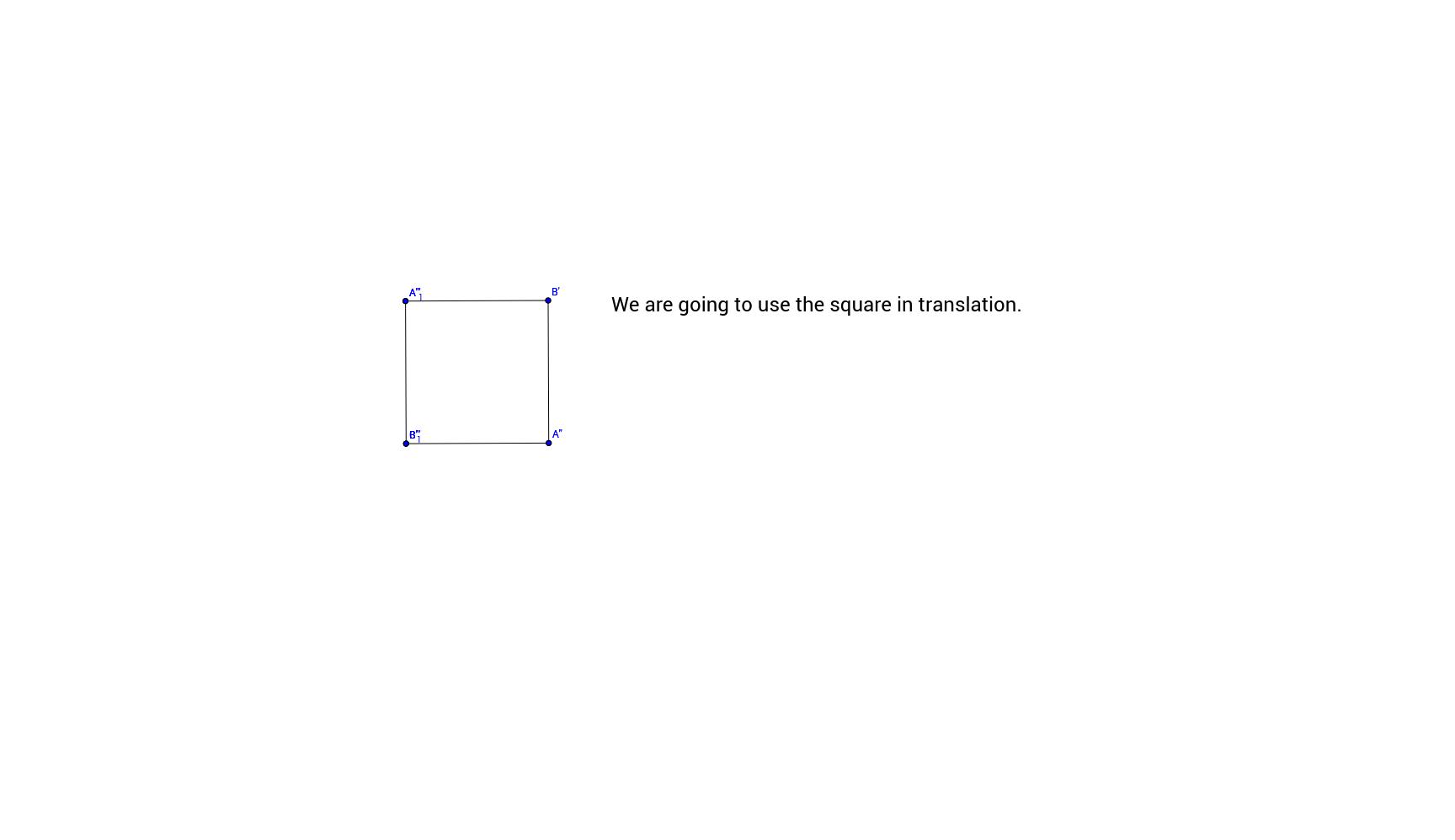 Tessellation 1 step 1 Intro