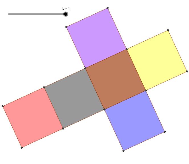 Cube (Développement et Mouvements)