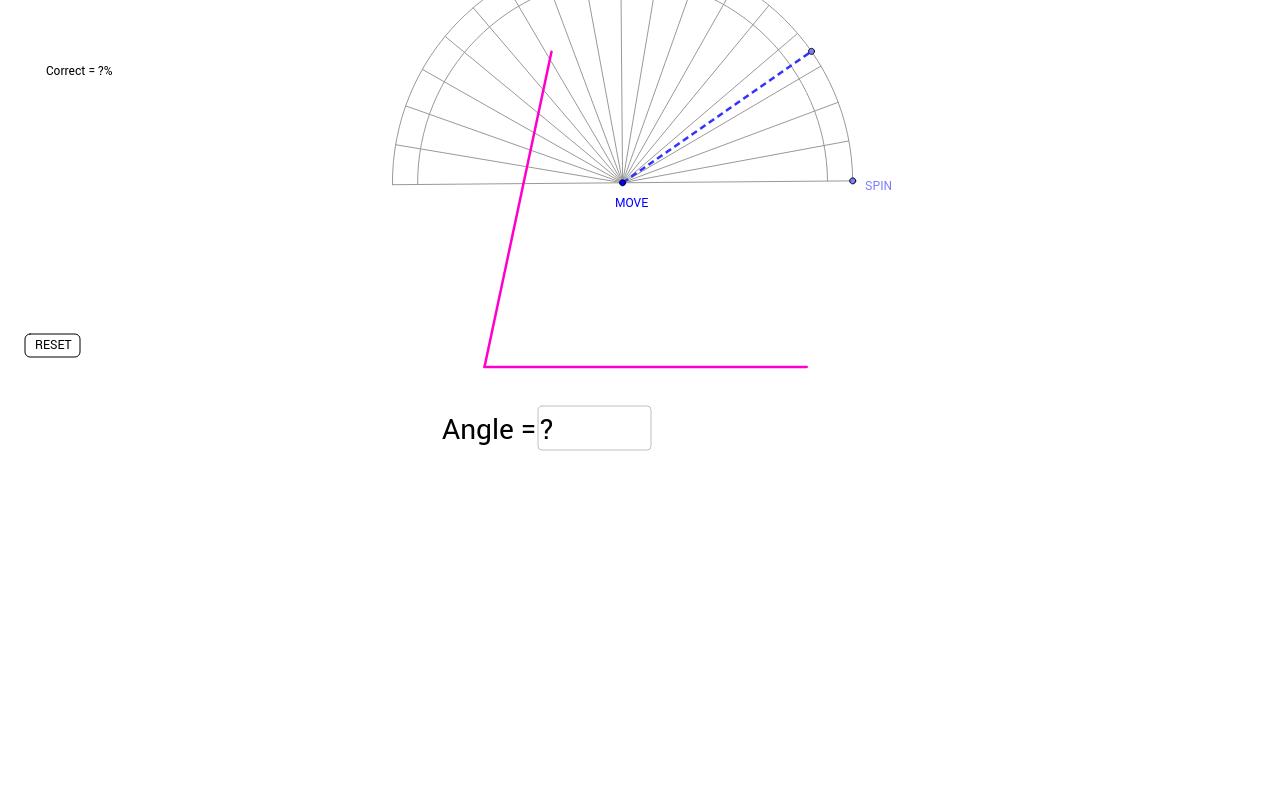 Angles Measurement STEM 2013 ROG