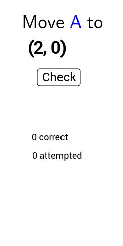 Plotting Points Practice: 4 quadrants, integers -4 to 4