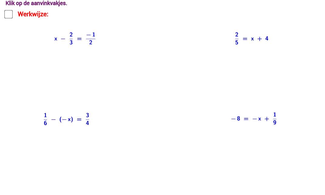 Matrix 1 - Getallenleer - 32 a