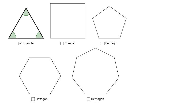 Exploring Interior Angles of Regular Polygons
