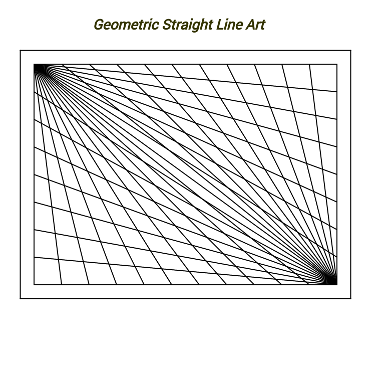 Geometric Straight Line Art : Geometric straight line art geogebra