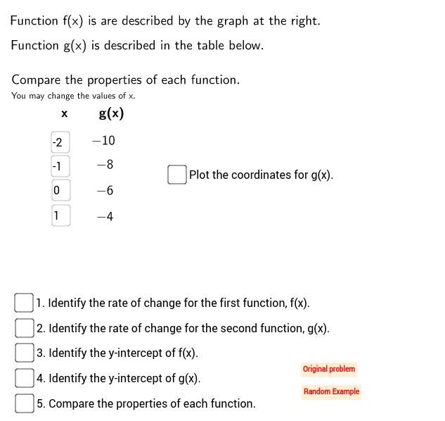 CCGPS CA 3.5.1 Example 1