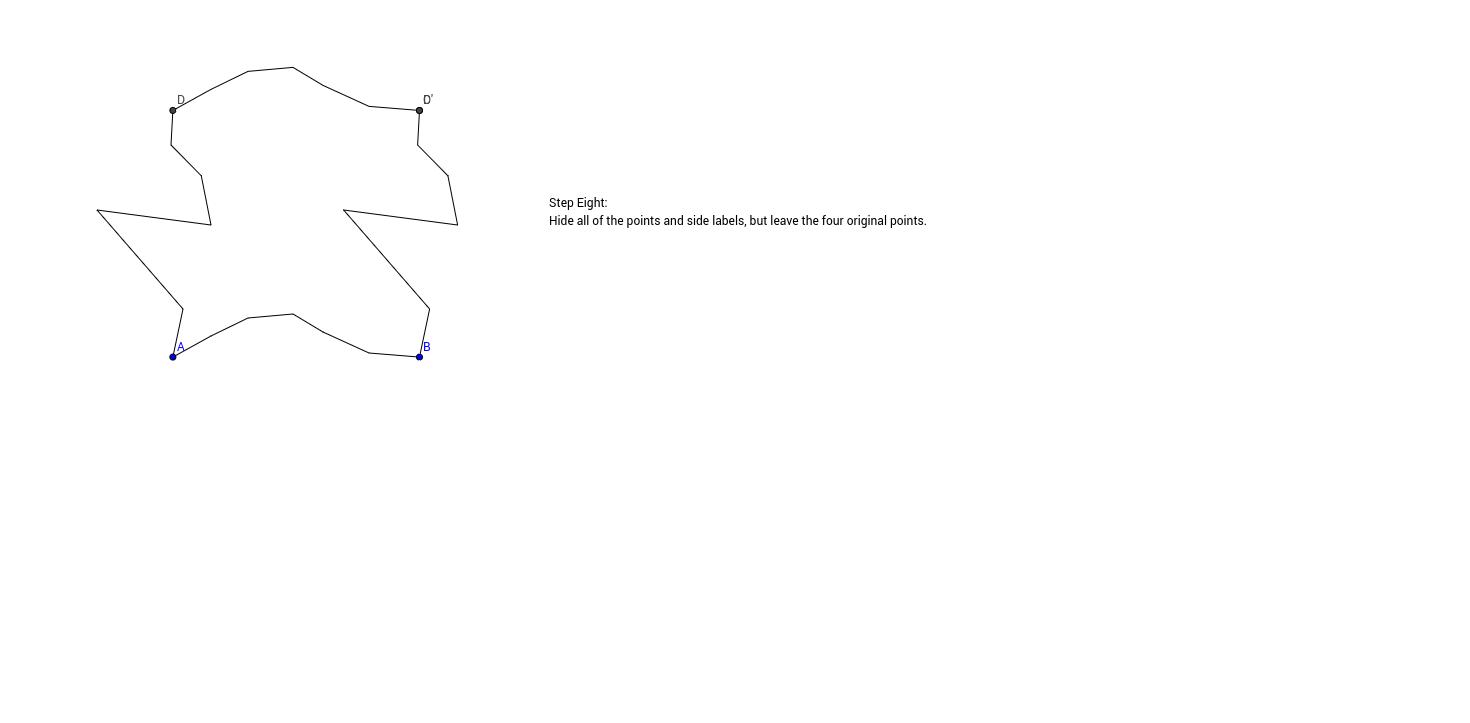 translation Tessellation Step 8