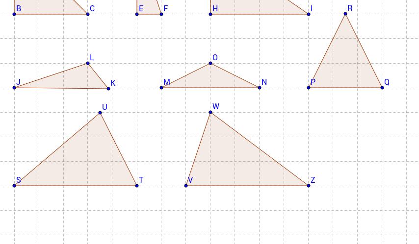 trekanter