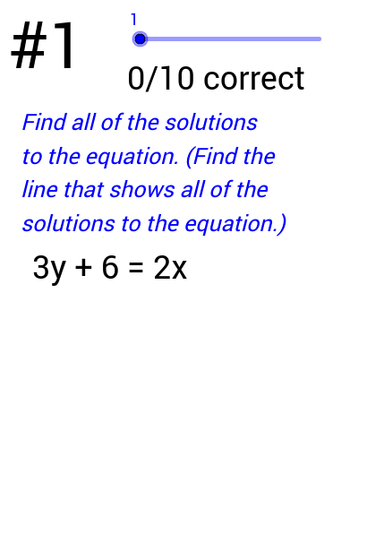 Solving Systems Part 2