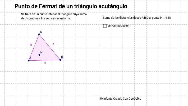 Punto de Fermat
