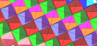 Pythagorean Tessellation 69 Tiling