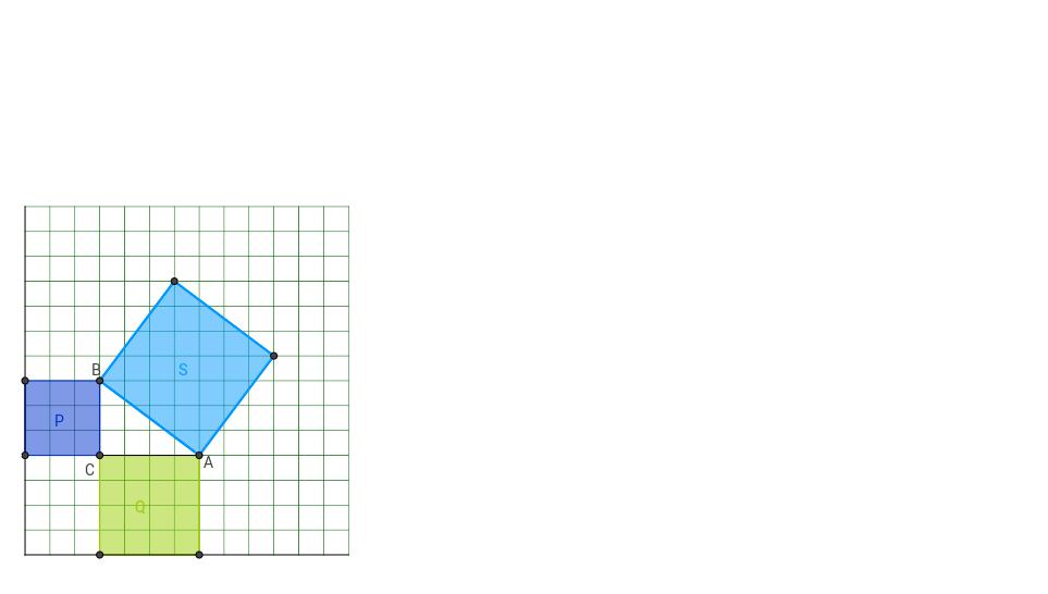 勾股定理(毕氏证法)