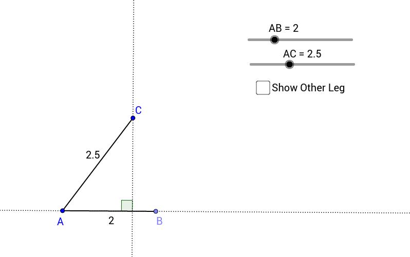 Triangle Congruence - HL