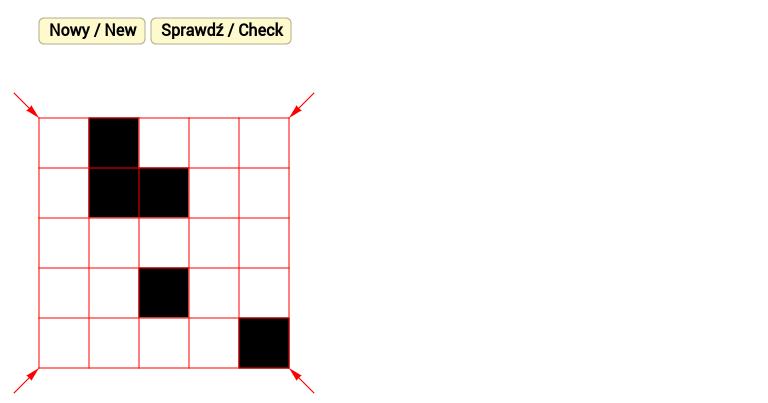 Symetryczny wzór 2 / Symmetrical pattern 2