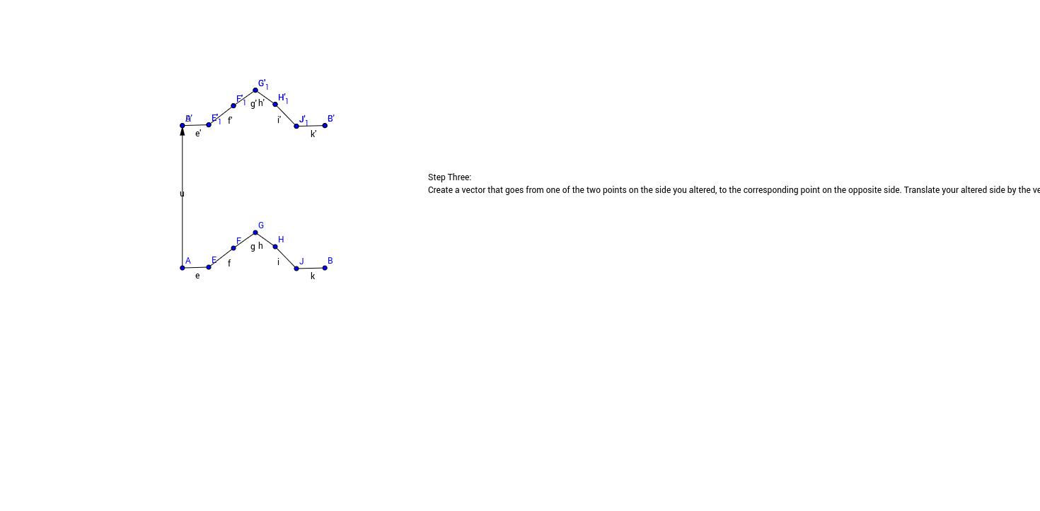 Translation Tessellation Step 3