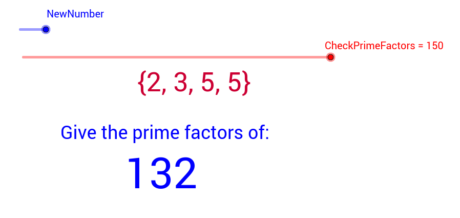 Prime Factors 2 to 150