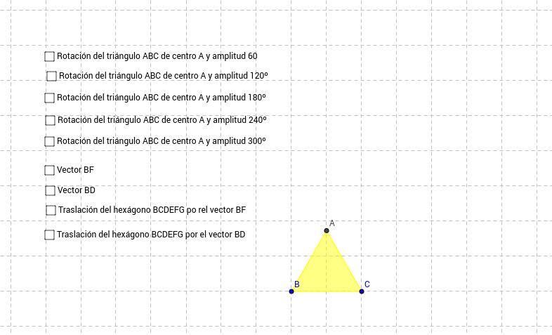 Teselación regular del plano 2