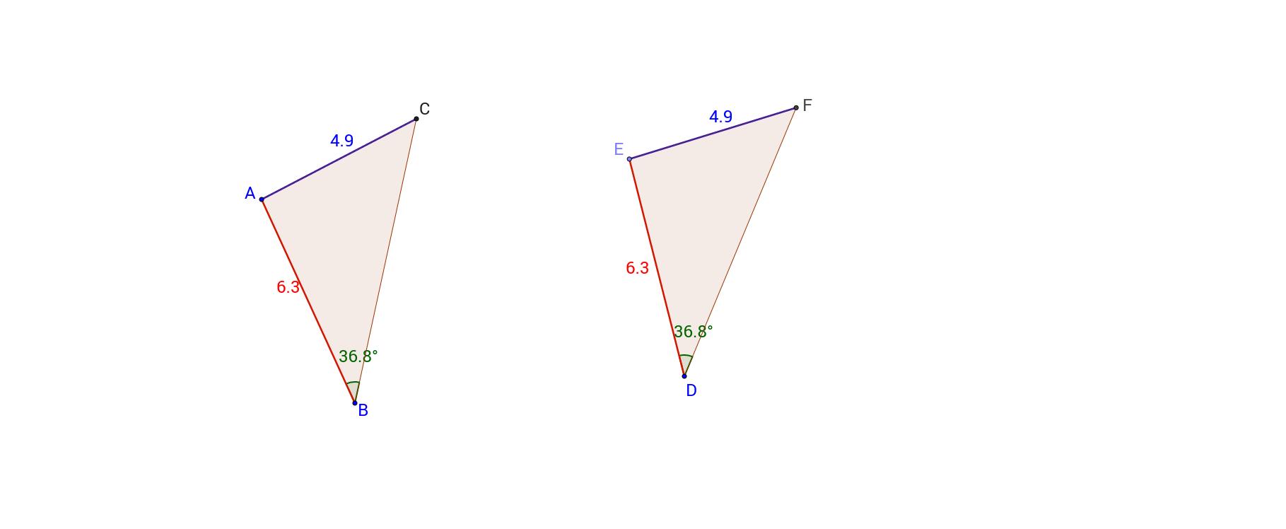 Congruent Triangles Exploration 4