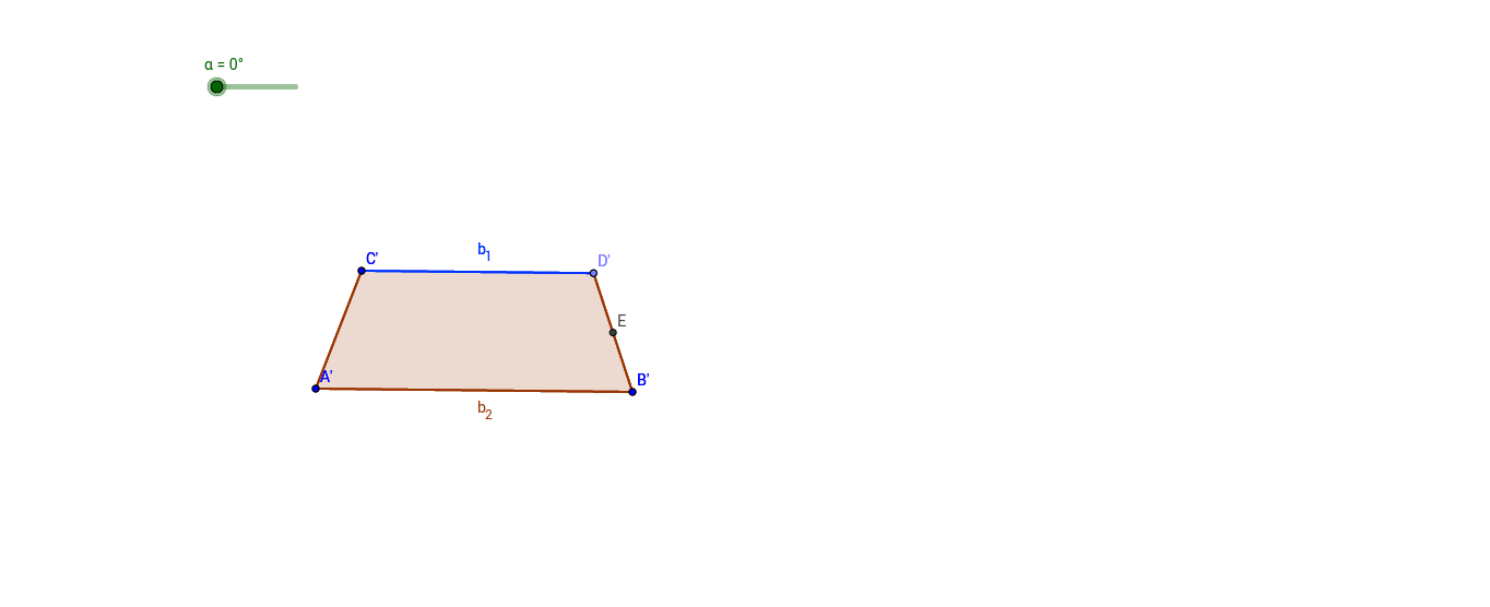 Area of Trapezoid Applet