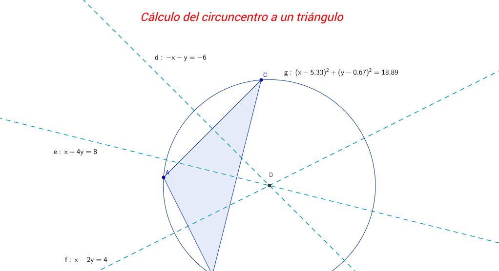 Geometría para Arquitectura