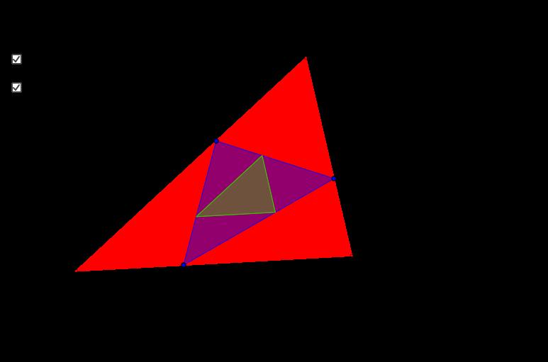 polygones en rotation