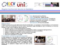 Poster-Dantas Vaz_Ângulos Inscritos com Recurso ao GeoGebra_Seminário_IGUni-CV_27 e 28-07-17