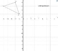 Punktspiegelung im Koordinatensystem