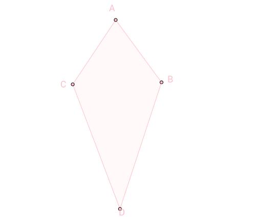 Quadrilateral 6 - Kite