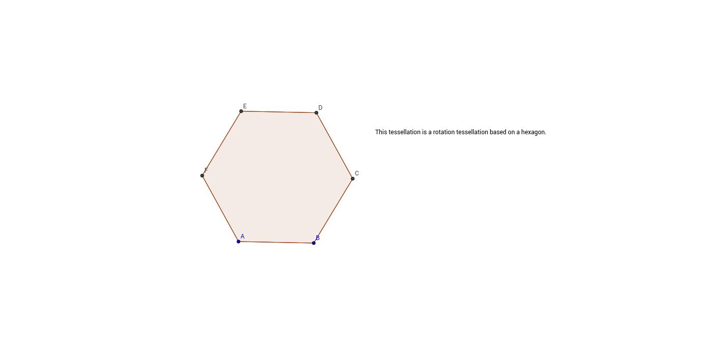 Rotation Hexagon Intro