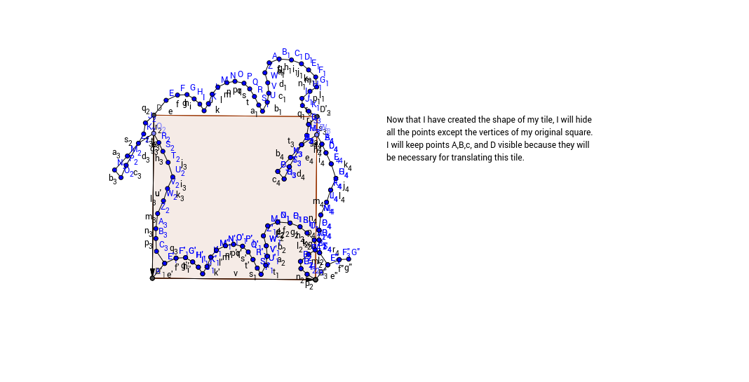 Tessellation 1G