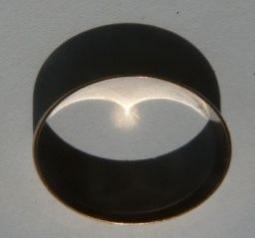 A jegygyűrű optikája