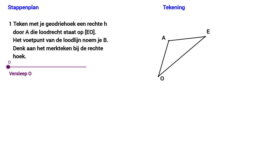 Matrix 1 - Meetkunde - 20 b