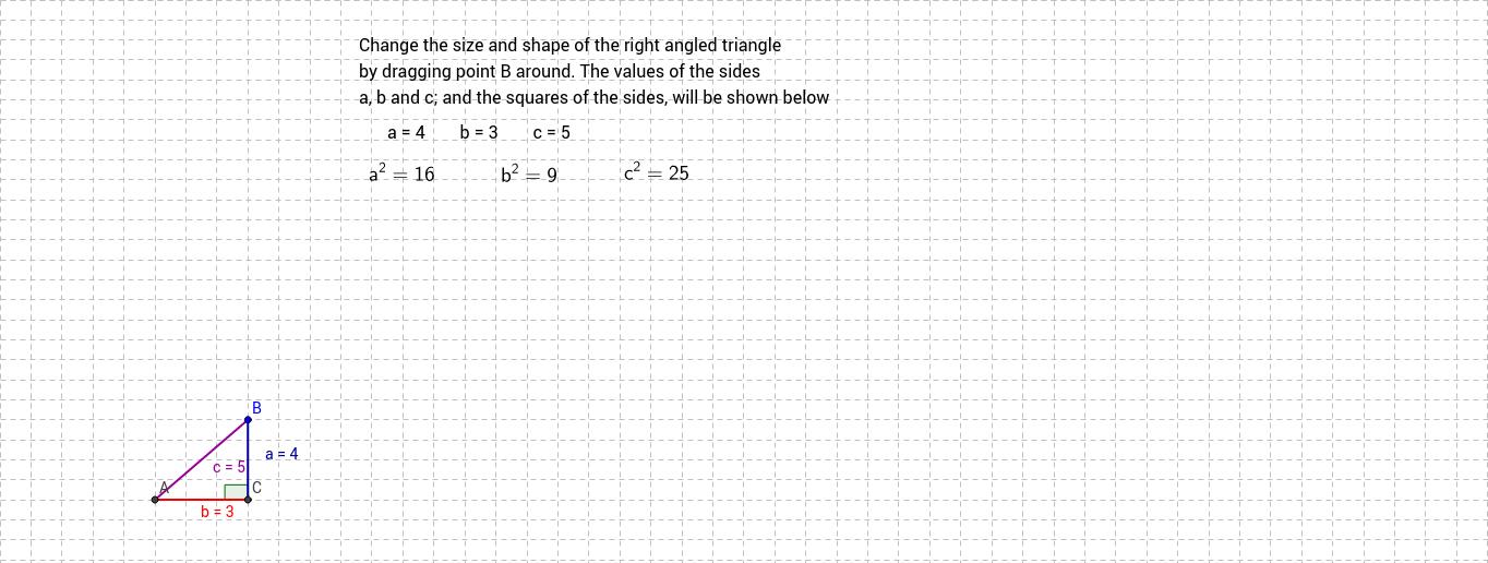 Basic Pythagoras
