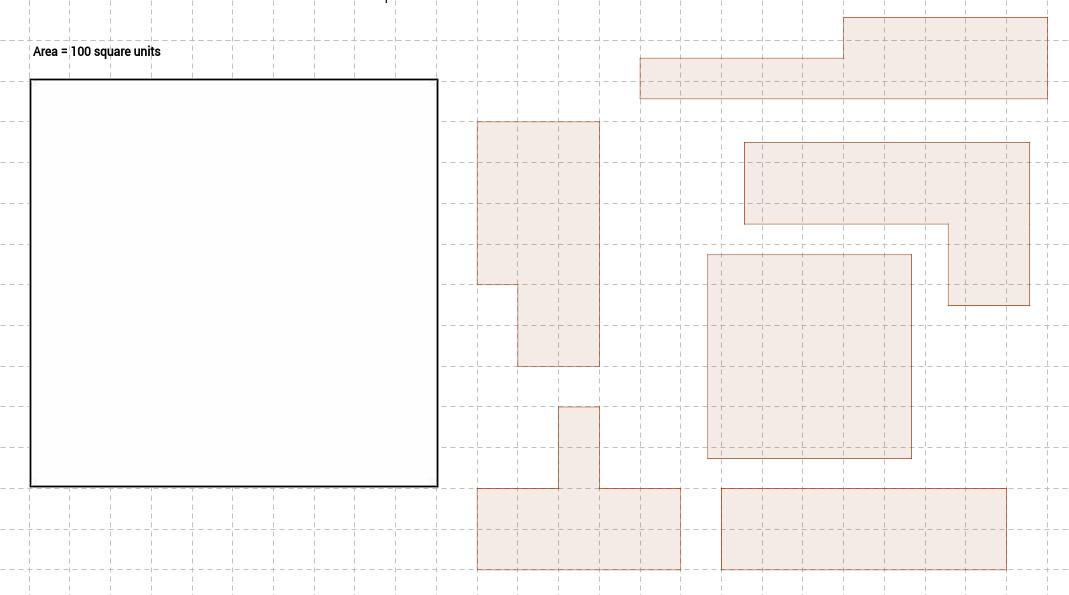 Area Puzzle