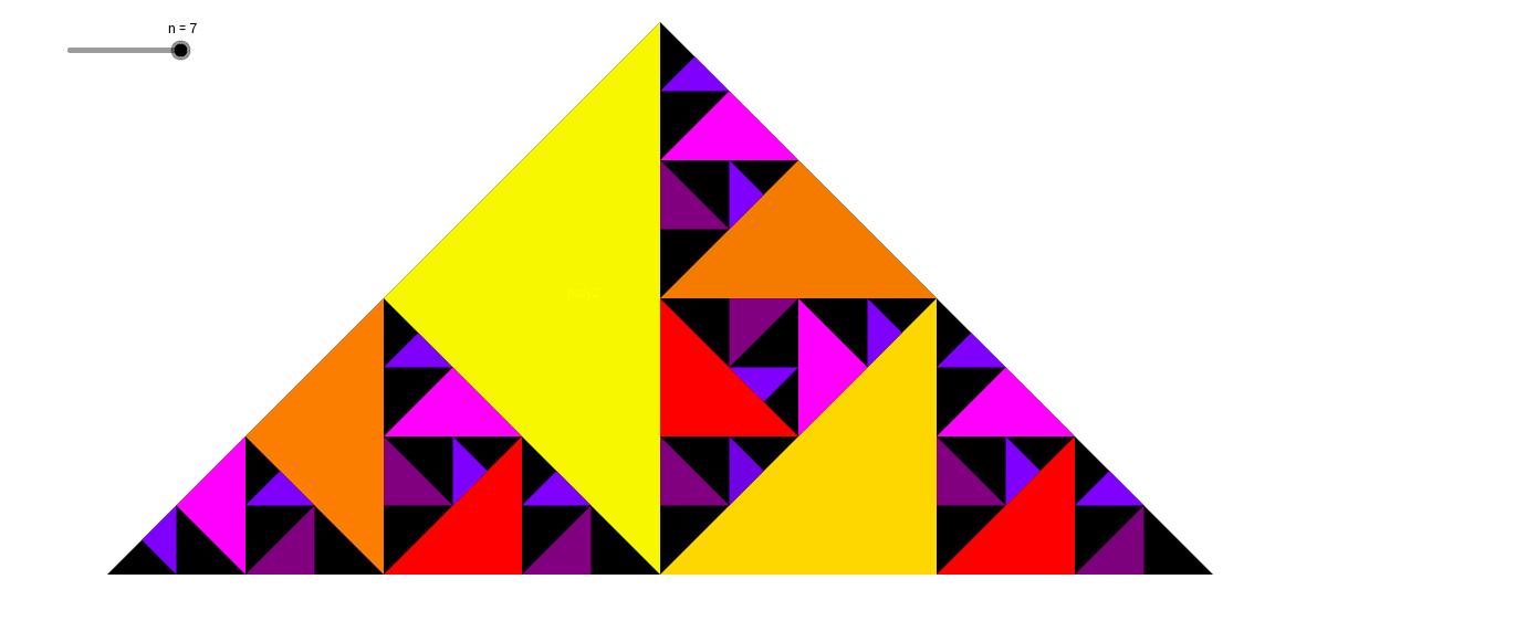 A Fibonacci Triangle